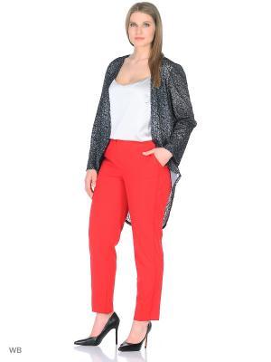 Пиджак Elegancestyle. Цвет: серый