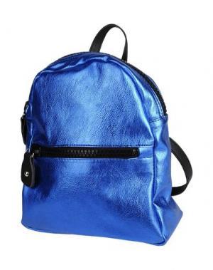 Рюкзаки и сумки на пояс BORSETTERIA NAPOLI 1985. Цвет: ярко-синий