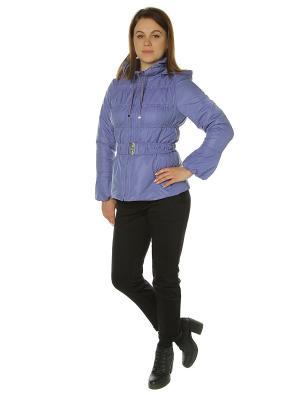 Куртка City Classic. Цвет: фиолетовый