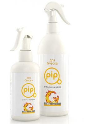Экологичная жидкая полироль PiP Для блеска, 500 мл. Цвет: белый