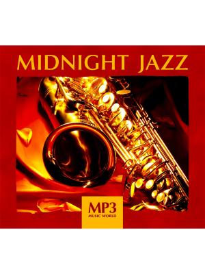 MP3 Music World. Midnight Jazz RMG. Цвет: прозрачный