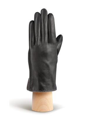Перчатки Eleganzza. Цвет: антрацитовый, серый