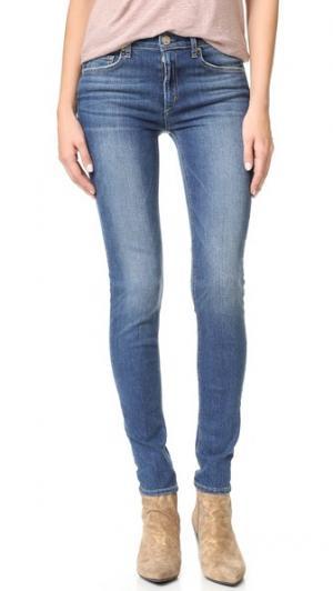 Прямые джинсы Valetta McGuire Denim. Цвет: ярко-красный