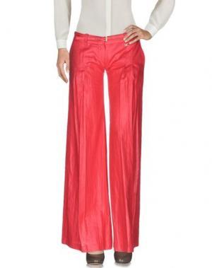 Повседневные брюки CELYN B.. Цвет: фуксия