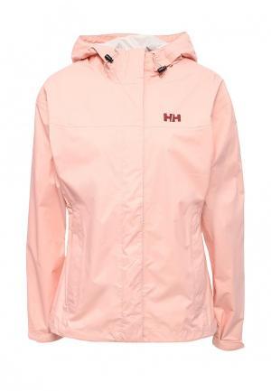 Ветровка Helly Hansen. Цвет: розовый