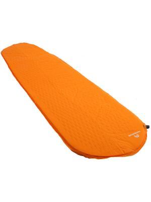 Коврик туристический OUTVENTURE. Цвет: оранжевый
