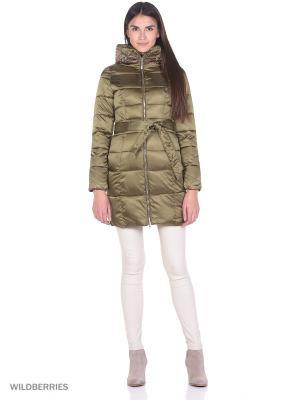 Куртки FOR YOU. Цвет: зеленый