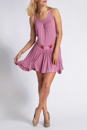 DRESS MAMATAYOE. Цвет: pale pink