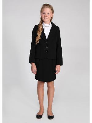 Пиджак 80 LVL. Цвет: черный