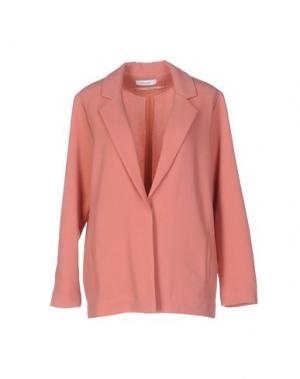 Пиджак SPARKZ. Цвет: пастельно-розовый