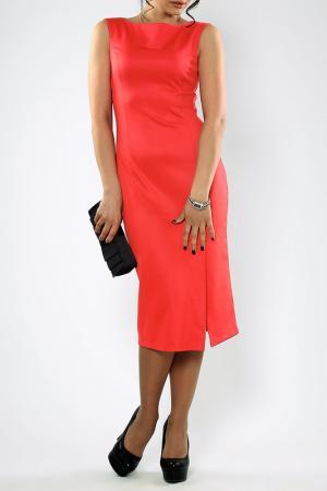 Платье Laura Bettini. Цвет: насыщенно-красный