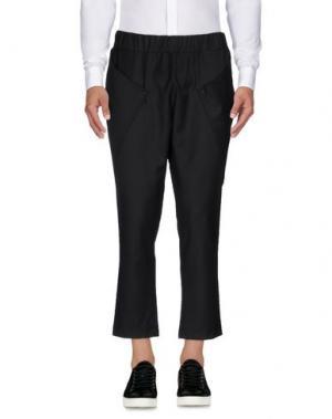 Повседневные брюки FALORMA. Цвет: черный