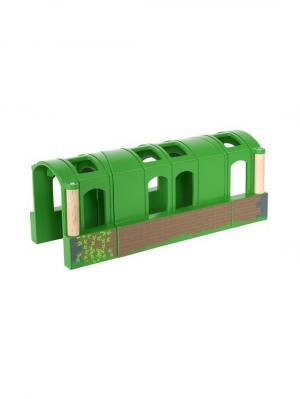 Железная дорога BRIO. Цвет: прозрачный
