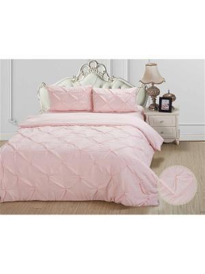 Комплекты постельного белья, Ферреро, 1.5 спасльный KAZANOV.A.. Цвет: розовый