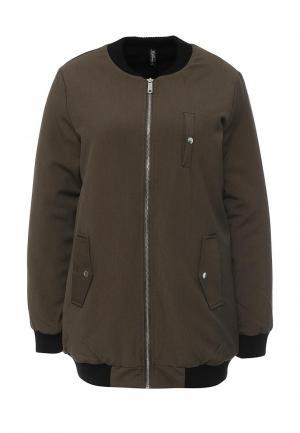 Куртка Influence. Цвет: хаки