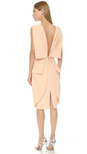 Платье Memoire TY-LR. Цвет: персиковый