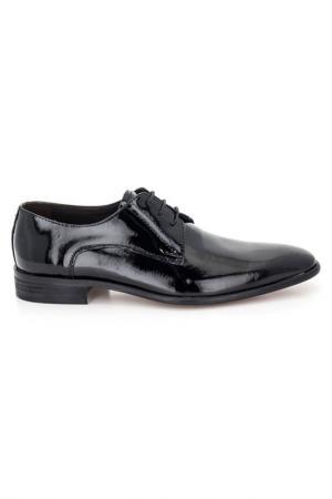 Туфли BRAWNS BRAWN'S. Цвет: черный