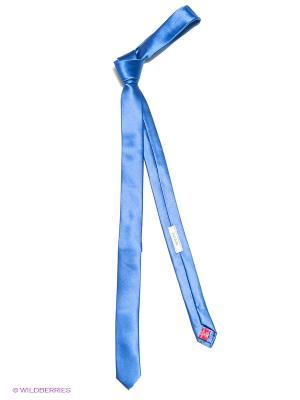 Галстук RUXARA. Цвет: синий
