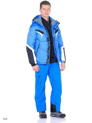 Куртка Think Pace. Цвет: голубой
