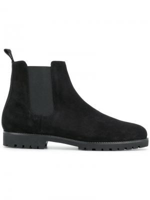 Ботинки Челси Etq.. Цвет: чёрный