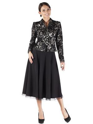 Комплект одежды Sonett. Цвет: черный, белый