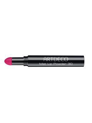 Пудра для губ Mat lip powder № 30, 0,4 г ARTDECO. Цвет: розовый