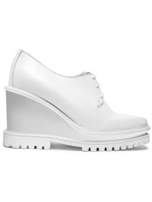 Туфли на платформе Anita 3 Swear. Цвет: чёрный