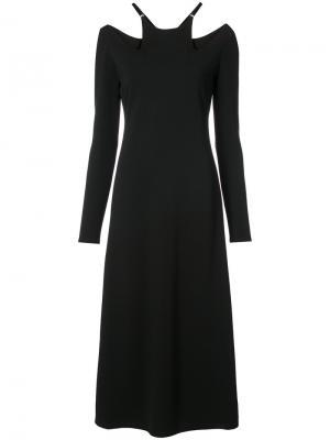 Jessa dress A.L.C.. Цвет: чёрный