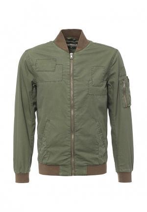 Куртка Celio. Цвет: хаки