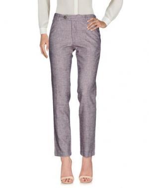 Повседневные брюки AUTHENTIC ORIGINAL VINTAGE STYLE. Цвет: фиолетовый