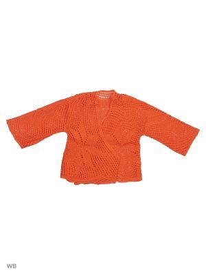 Болеро Babycollection. Цвет: оранжевый