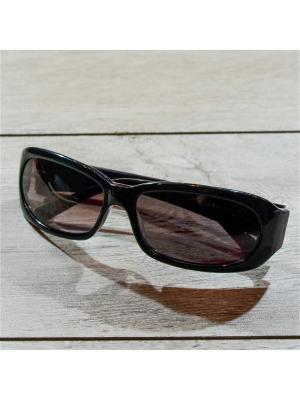 Очки MACAR. Цвет: черный, красный