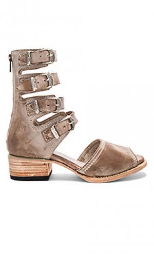 Туфли на каблуке pilar Freebird by Steven. Цвет: коричневый