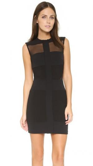 Платье Emma KEMPNER. Цвет: черный/черный/черный
