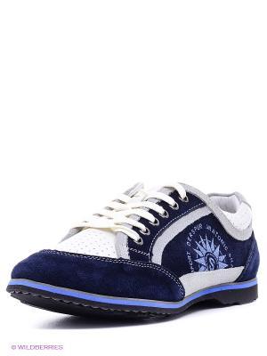 Ботинки Spur. Цвет: синий