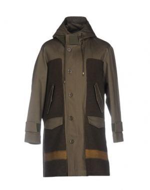 Куртка CY CHOI. Цвет: зеленый-милитари