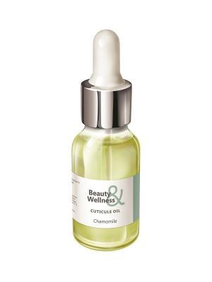 Масло для ногтей и кутикулы, аромат: Ромашка аптечная, 15мл RuNail Professional 2131. Цвет: белый