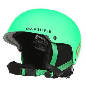 Шлем для сноуборда детский  Empire Andean Toucan Quiksilver. Цвет: зеленый