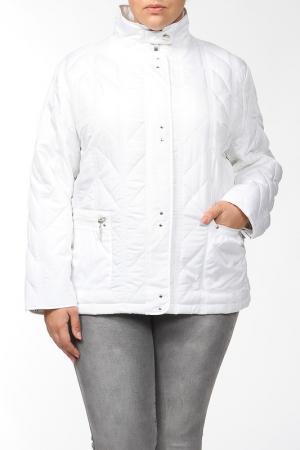 Куртка GODSKE. Цвет: белый
