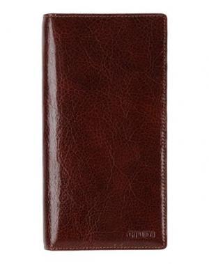 Бумажник GIUDI. Цвет: какао