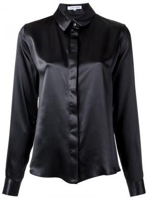 Silk shirt Gloria Coelho. Цвет: чёрный