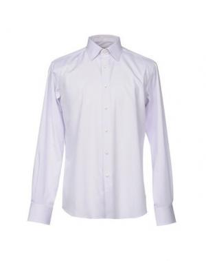 Pубашка INGRAM. Цвет: сиреневый