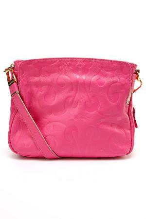 Сумка Gaude. Цвет: розовый