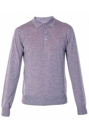 Пуловер Emporio Armani. Цвет: серый