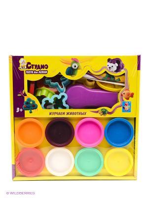 Игровой набор 1Toy. Цвет: желтый
