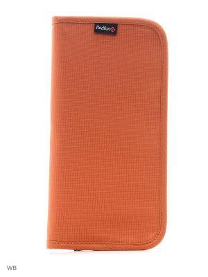 Кошелек Big Red Fox. Цвет: оранжевый