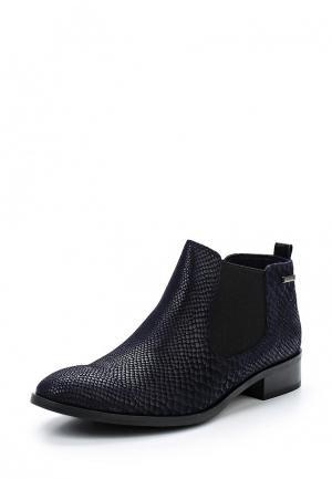 Ботинки Bosccolo. Цвет: синий