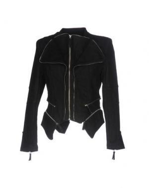 Джинсовая верхняя одежда BLAZE. Цвет: черный