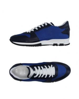Низкие кеды и кроссовки NBR¹. Цвет: синий