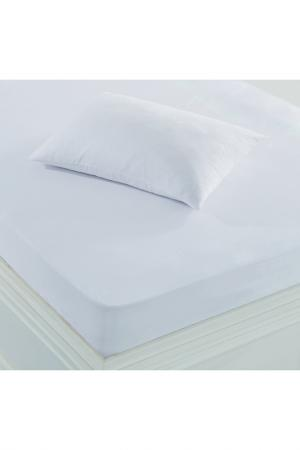 Double Bed Protector Marie claire. Цвет: white